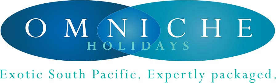 Omniche Holidays. Exotic South Pacific. Expertly packaged.